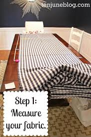 step by step tutorial diy blackout curtains for nursery or