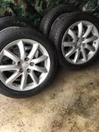 lexus wheels on tacoma 18