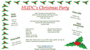 hudc u0027s christmas party 2016 harrow u0026 brent united deaf club