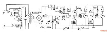 5v voltage regulator wiring diagram components
