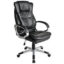 siege de bureau chaise fauteuil siège de bureau hauteur réglable simili cuir avec