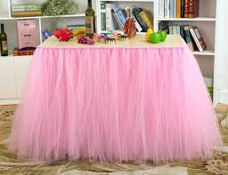 tutu decorations for baby shower stuffwholesale tutu table skirt baby shower birthday