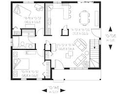 free floor plans for small houses house plan within one bedroom