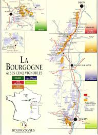 Ap World History Regions Map by Bourgogne Or Burgundy Wine Region Of France Regiones