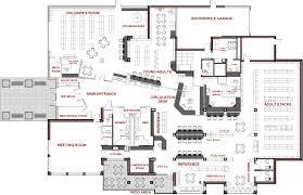 school floor plan pdf carroll county district library