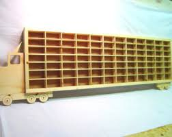 toy car storage etsy