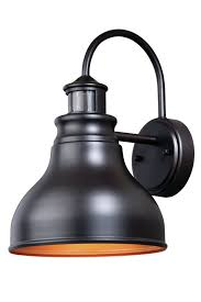barn light fixtures vaxcel delano dualux皰 1 light outdoor barn light reviews wayfair