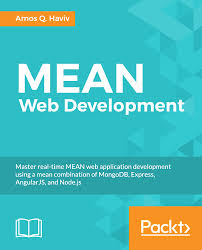 Best Node Js Books Mean Web Development Packt Books