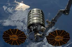 busy traffic at the international space station nasa
