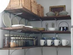 kitchen bookshelf ideas shelf images kitchen shelves open shelving depth industrial