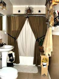 country bathroom decor sets home design ideas and pictures