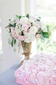 white flower arrangements reception décor photos pink white flower arrangement at