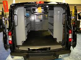 nissan nv2500 custom commercial truck success blog may 2011