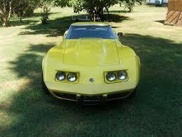 1976 corvette yellow spears1 1976 chevrolet corvette specs photos modification info