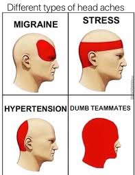 Head Desk Meme - occurs after slamming your head to your desk by rex zone meme center