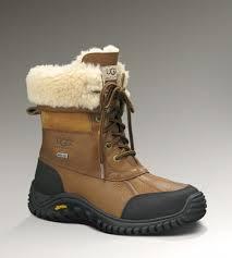 ugg adirondack ii otter winter boots s ugg boots adirondack ii otter 5469 chestnut snowmobiling maybe