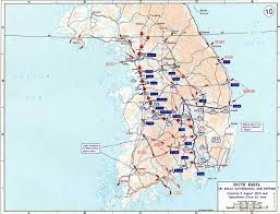 Map Of World Korea by South Korea Map