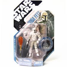 star wars 30th anniversary mcquarrie concept boba fett action