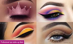 Make Up professional and glamorous eye makeup ideas for dramatic look