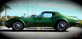 1972 corvette stingray price corvette stingray coupe lt 1 factory ac survivor see stunning