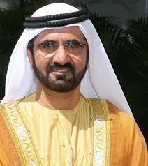 Sheikh Mohammed; emir of Dubai and vice president of the UAE - _22746_Sheikh_Mohammed