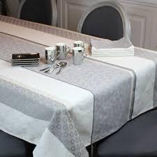 Chemin De Table Naturel Serviette De Table Senozan Jacquard Naturel Linge De Table U0026 Maison