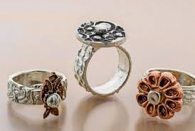 make metal rings images Metal clay jewelry making expert advice for fixing 6 metal clay jpg