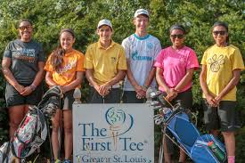 about the first tee of greater st louis