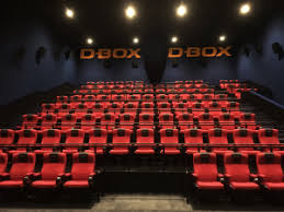 d box theatres
