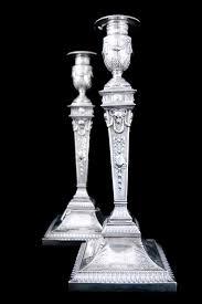 candelieri in argento varg argenti