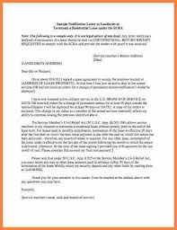 10 letter to terminate rental agreement from landlord purchase