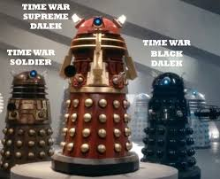 return of the daleks exterminate your way through the doctor who