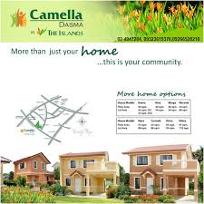 Camella Homes Drina Floor Plan 10 Best Camella Homes And Vista Land Residences Images On