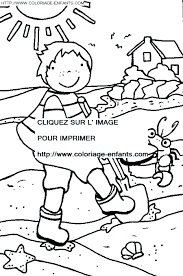 summer vacation printable coloring pages for kids 36 free