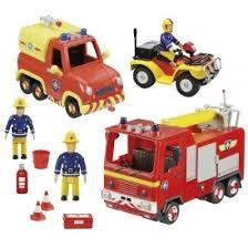 fireman sam emergency vehicle playset 20 40 tesco direct