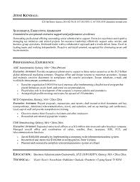 free resume templates for executive assistant resume template administrative assistant sle objective
