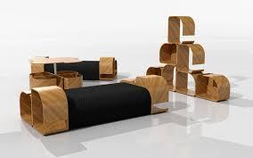 Design Furniture Sofa Design Modular Wooden Furniture Design Stained Varnished