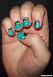 ez nail designs half and half design