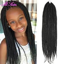 crochet braids kids find more bulk hair information about crochet braid hair box