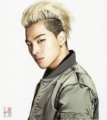 Asap Rocky Hairstyle Name Other Best Taeyang Hair Ever Celebrity Photos Onehallyu