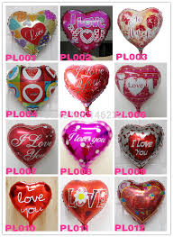 valentines day balloons wholesale wholesale wedding party supplies 18 inch balloons