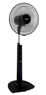 buy pedestal fan with remote 16 inch pedestal fan with remote control and timer black fans