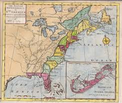 Map Of New England Coast by 1760 To 1764 Pennsylvania Maps
