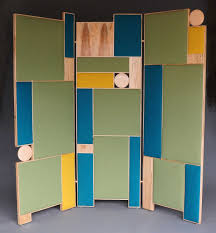 custom room dividers custom made mondo bookshelf room divider by jason paradis