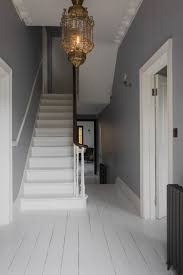 Hallway And Stairs Colour Ideas by Best 25 Dado Rail Ideas On Pinterest Victorian Hallway Grey