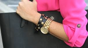 black leather double wrap bracelet images Cute summer style peaches in a pod jpg