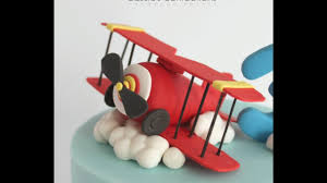 airplane cake topper vintage airplane cake topper