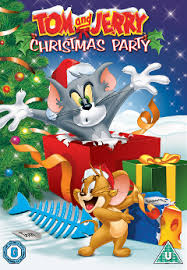 tom jerry christmas party warner bros uk tv series