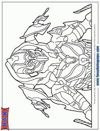 halo coloring pages free 9gfha2