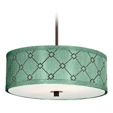 Chandelier With White Shade Interior Light Blue Fabric Drum Chandelier With White Shade Fileove